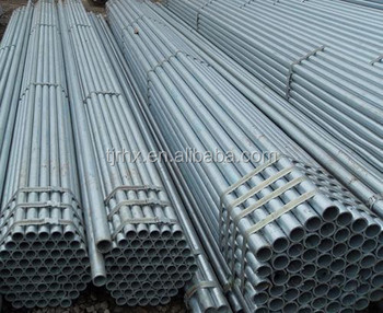 hot dipped galvanized steel pipe/tube for construction