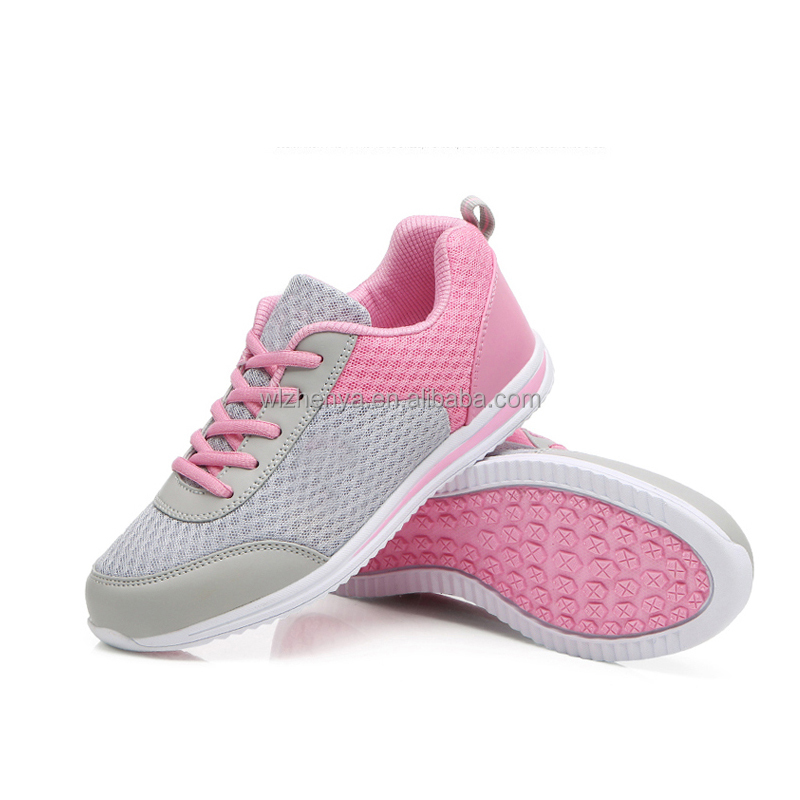 Low Price Running Shoes Girls Shoe Kids 2017 New Designed Online Air Sport Shoes China Supplier