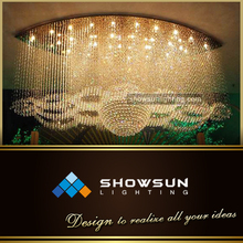 Guzhen China sexy CE and UL banquet classical cristal chandelier