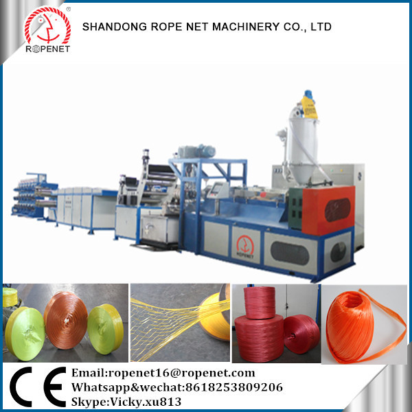 Plastic Threading Machine