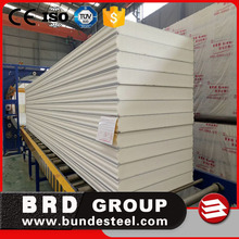 freezer cold storage / cool storage room polyurethane / pu sandwich panel