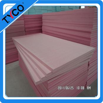 Fire retardant foam insulation board xps foam sheets buy for Fire resistant insulation material