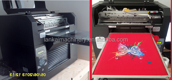high quality a3 size six color uv flatbed printer/uvl flatbed printer/flatbed uv printer