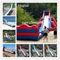Adult giant inflatable slide inflatable hippo silde inflatable water slide
