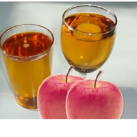 clear apple juice concentrate