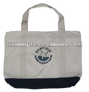 canvas shoulder bag(WZ1894)
