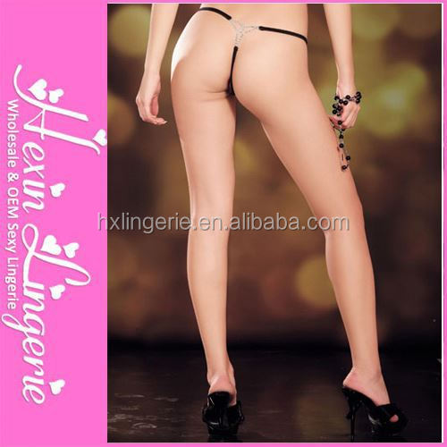 No moq fashion sexy young girls g-string