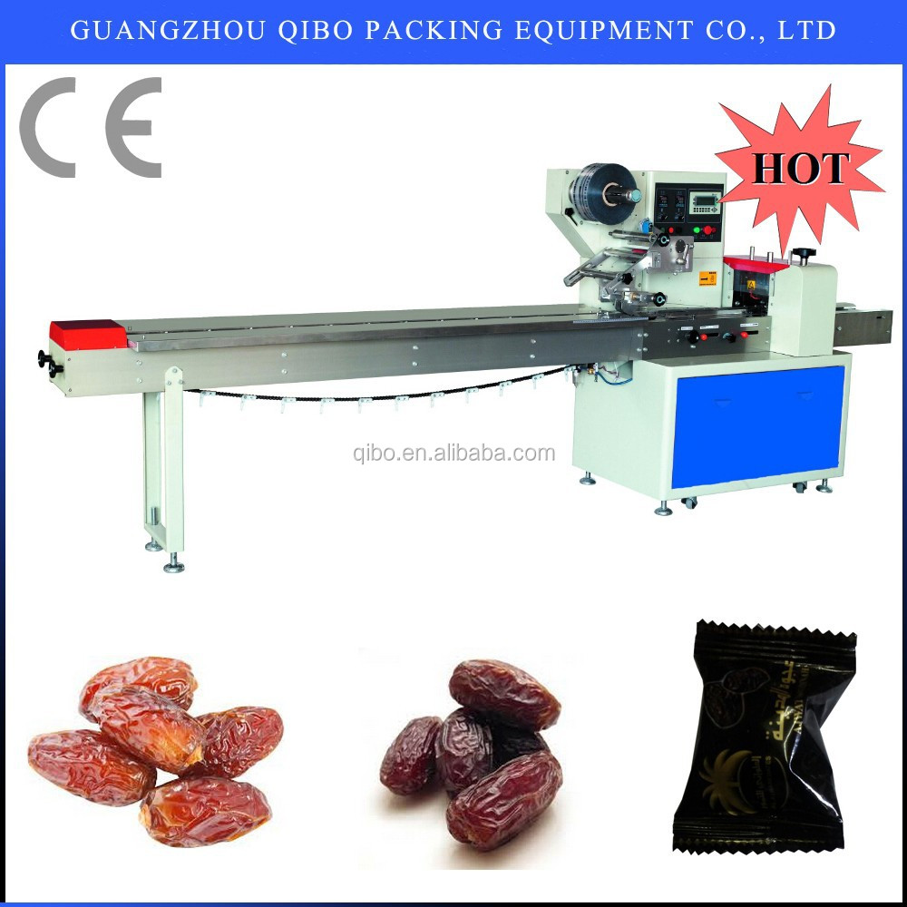 China supply used automatic packing machine for flowing