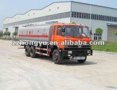 dongfeng 3000L oil tanker/fuel tank truck