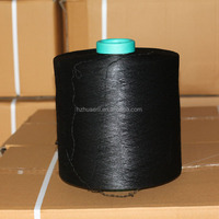 DTY 100D/36F Raw Black Polyester Yarn NIM SD A wholesale
