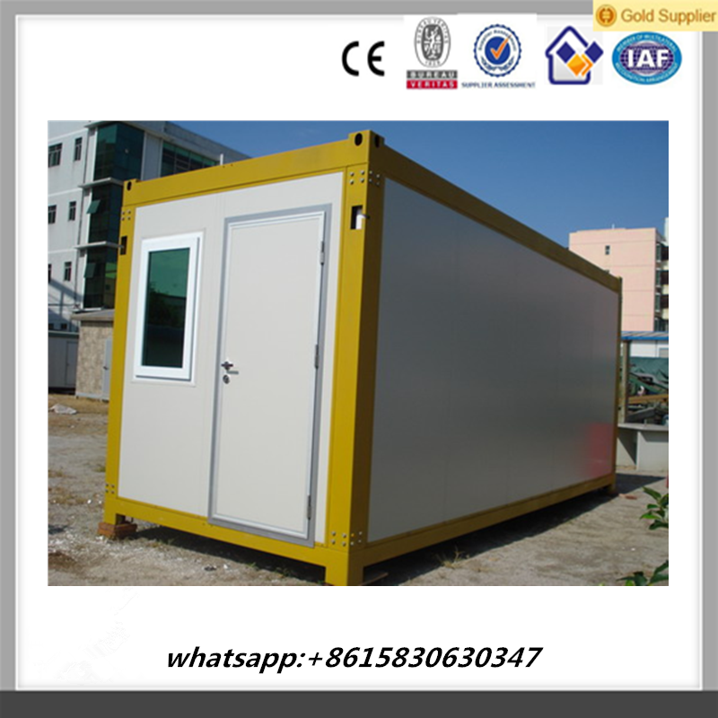 cheap prefab 40ft container house