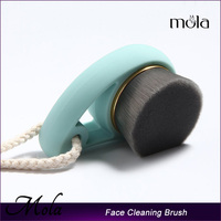 Newly makeup high quality brushes pro Silicone private label wholesale facial pore cleansing brush