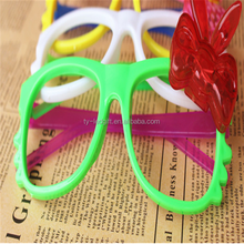 The new led fluorescent glasses wholesale art glasses