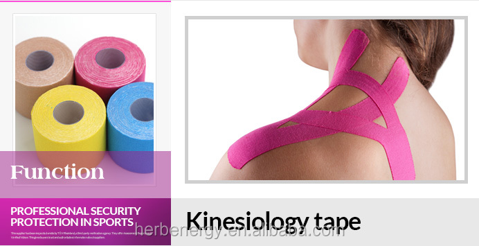 New products ce fda certificates approved kinesiology tape free samples avaliable