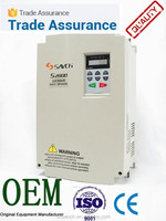 0.75kw~315kw 3 phase vector control sensorless 220v 380v ac variable frequency drive for 3 phase motor