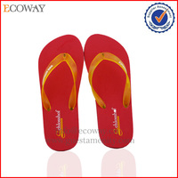 sexy and fashionable women slipper flip flop