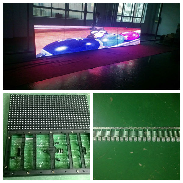 10mm Pixels and Video Display Function advertising LED billboard