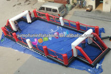 2013 inflatable football field without floor