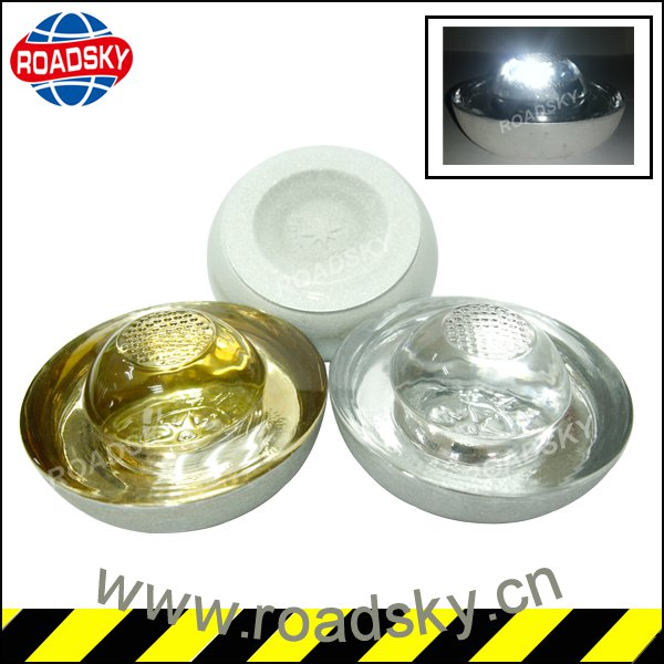 Highway Reflective Tempered Glass Road Stud
