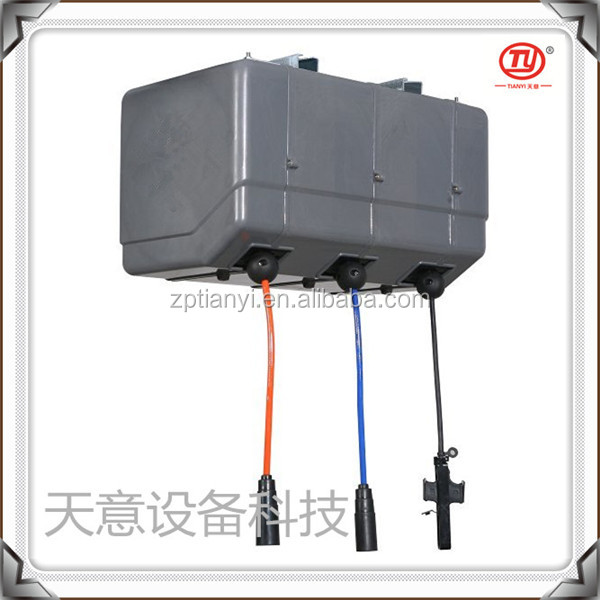 Hose Reel/retractable Air Hose Reel/hose Reel Combination - Buy Hose