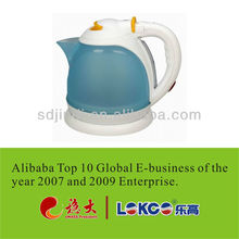 Wholesale 1.8LWater Kettle for Kitchen Appliance ,plastic ,color changing