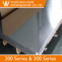 304 Stainless Steel Plate 3mm Thickness For Stainless Steel Sheet Punch