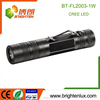 China Factory Cheap Wholesale Portable Pocket size Handheld 1 watt flashlight High Power best led torches with clip