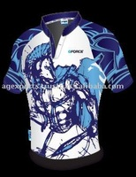 Sublimation T Shirt with high quality ink which never fades