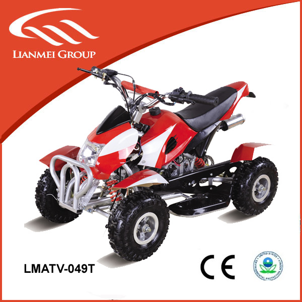 mini cool atv for kids with49cc engine CE cheap for sale