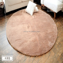 ultra soft microfiber silk yoga rug on market prices