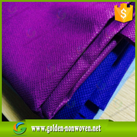 Dot Style nonwoven fabric plant 100%PP Material 40gsm non woven fabric