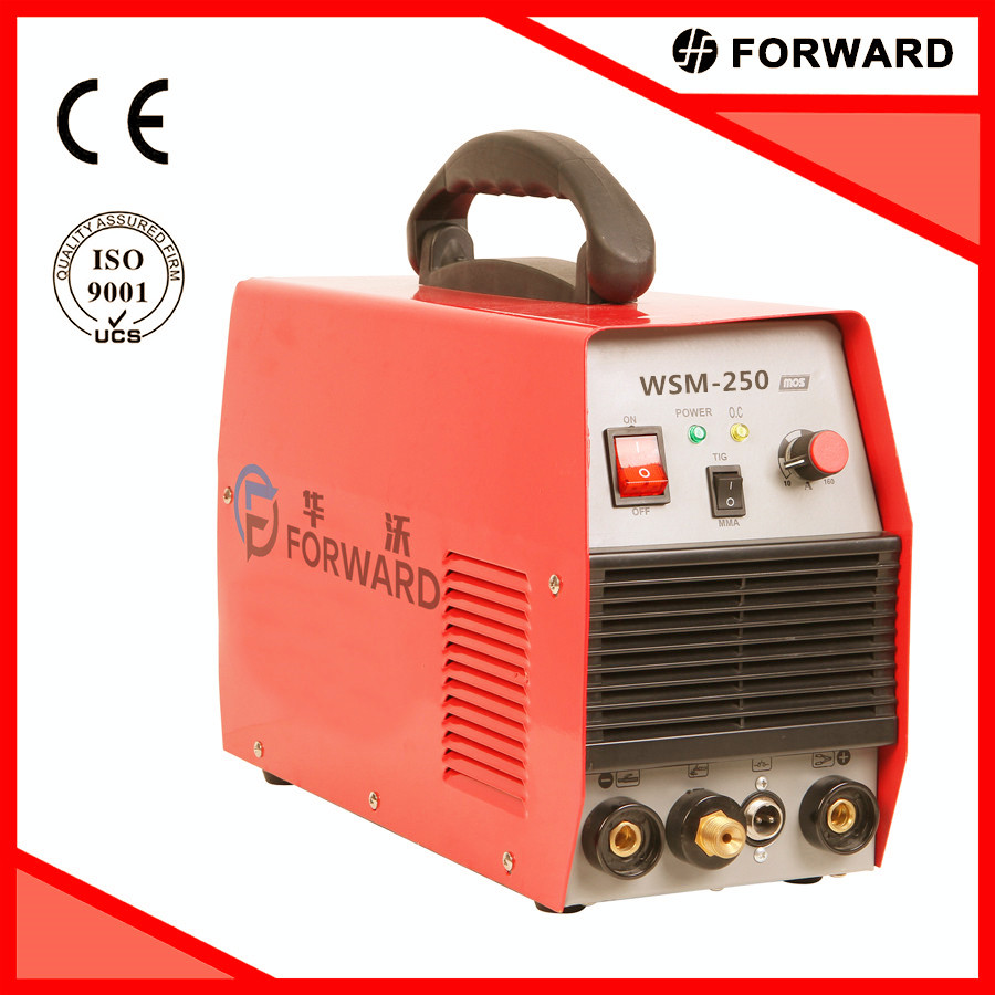 WSM-250 TIG/MMA Combination Welding Machine