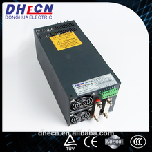DHECN AC/DC 1200W 24V 50A switching power supply constant voltage led driver (HSCN-1200-24)