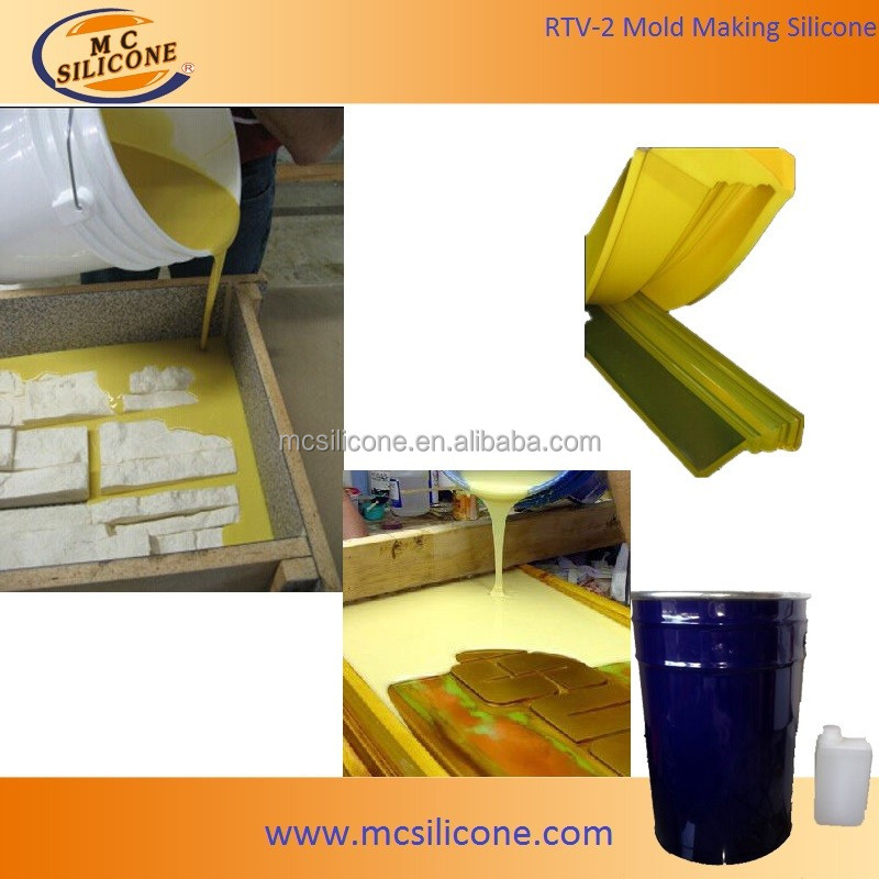 Liquid Urethane Mold Rubber similar to Polytek