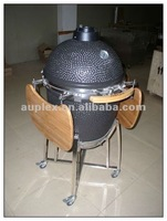 European style 21 inch Round China Ceramic Barbecue grills