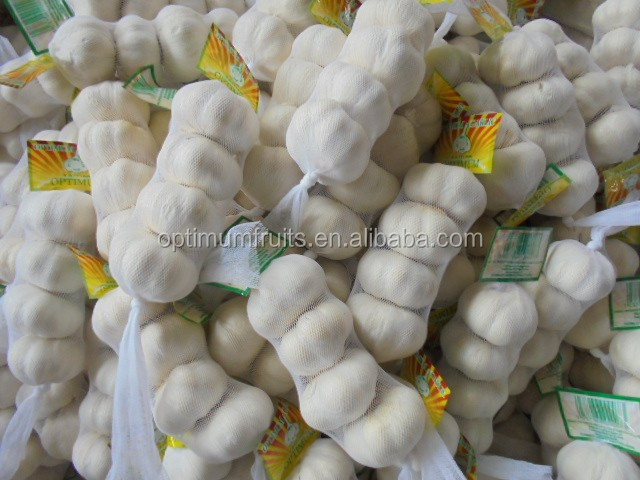 2016 New Crop Fresh Chinese Garlic Pure White Good Farmer Garlic