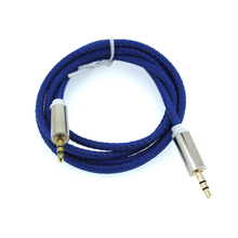 Shenzhen factory aux cable 3.5mm audio cable