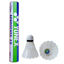Excellent Quality Training Badminton Good Price Top Grade Duck Feather Shuttlecock