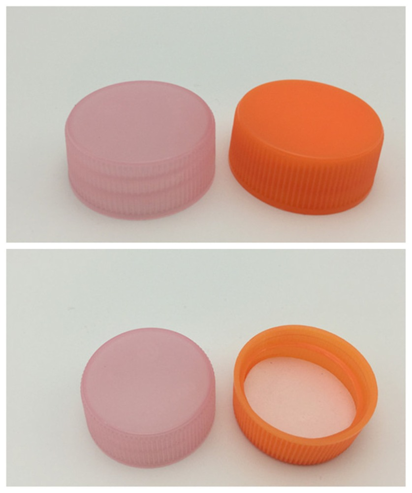 28mm plastic screw cap ; screw cover caps