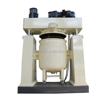 Silicone sealant mixer with dispersing function