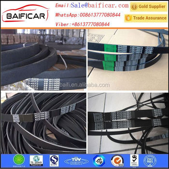 China manufacturer Automobiles spare parts automatic door timing belt