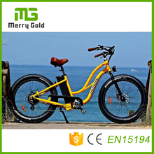 green and environment 48v 500w electric fat bike snow ebike for adults
