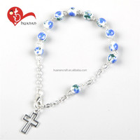 Factory Directly Religious Nickel Free Hand Pray Bracelet