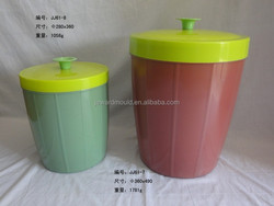 Vacuum flask / food container plastic mould manufacturer in china using cnc mold machine for mould making