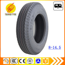 wholesale China high quality hot sale DOT certificate direct factory for USA market 8-14.5 bias trailer tyre mobile home tyres