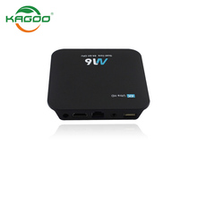 Factory directly mini android smart tv box with s905 1gb and 8gb android 7.1 smart tv box