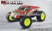 High Speed 94111 Off Road Monster Truck HSP Brontosaurus Brushless RC Truck