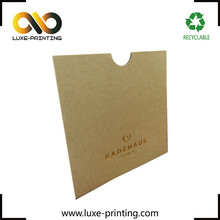 Luxury quality creative craft paper envelope designs