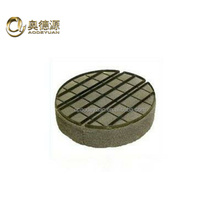 Direct supplier Stainless steel/Nickel demister pad and PP demister wire mesh/mist eliminator