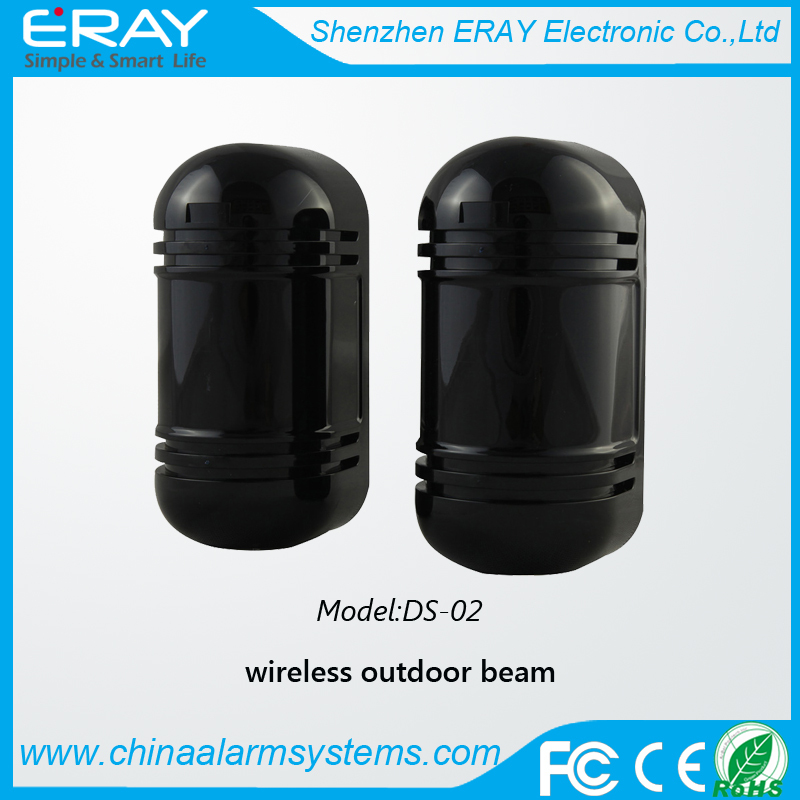 HOT!!!dual beam infrared detector infrared beams detector for alarm host
